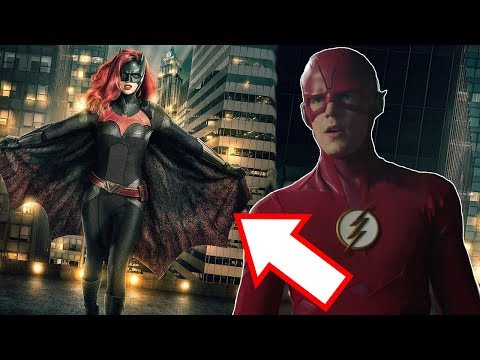 Batwoman First Look Breakdown! - The Flash Season 5 Crossover Promo