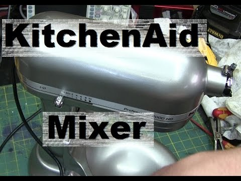 BOLTR: KitchenAid Mixer. SURPRISE!