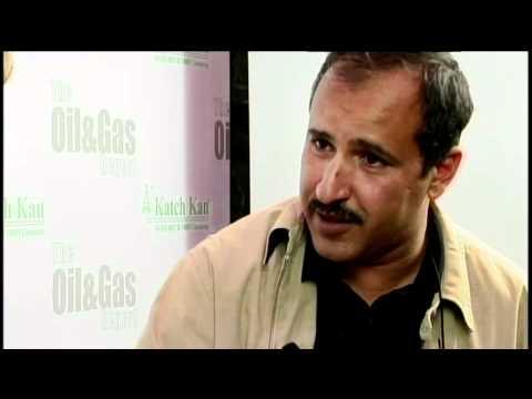 Afif Ben Haj Ali, Tunisia - Global Petroleum Show 2012