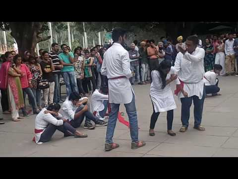 Uils Pu Chandigarh legal aid street play