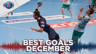 Best Goal - December : Kempa goal for Uwe Gensheimer against Skjern