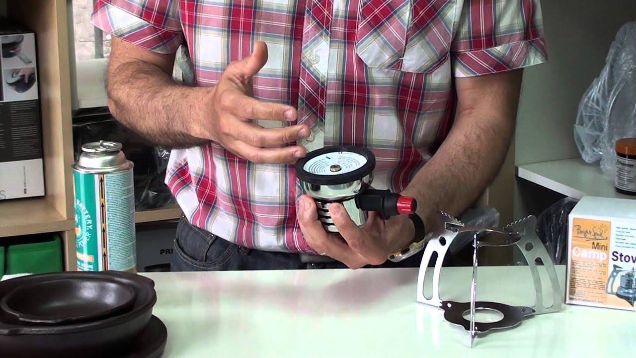 Mini cocina de gas port til permite cocinar y mantener la for Cocina de gas portatil