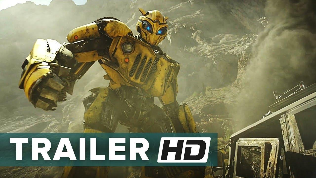 Bumblebee - Trailer Italiano Ufficiale HD