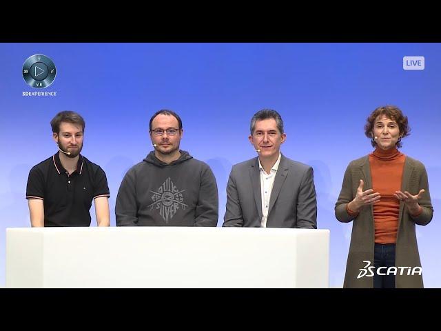 CATIA TV: What's new on CATIA Design 2020x part 1-Creative Design