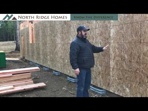 Custom Homes Series - Episode 24: Sheeting and Shear Panels