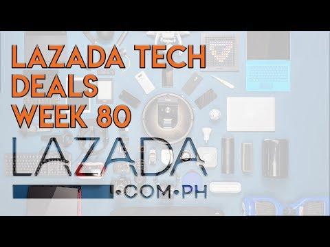 Lazada Tech Deals - Week 80 (07/12/2018)