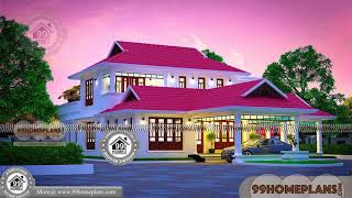 Indian House Design By 99HOMEPLANS COM [ Esp: 079 ]