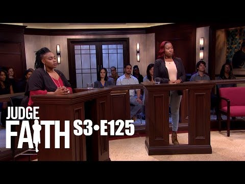 Judge Faith - No Popped Bottles; Pot Of Gold (Season 3: Episode #125)