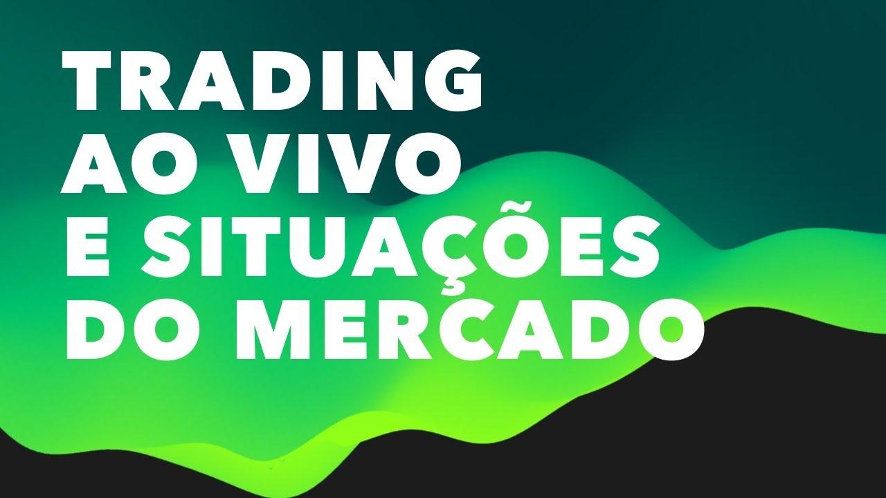Indicador Aroon - Trading ao Vivo!