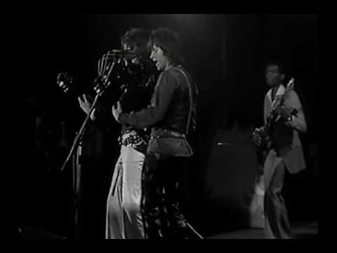 Ronnie Wood & Keith Richards - The First Barbarians (Live) 1974