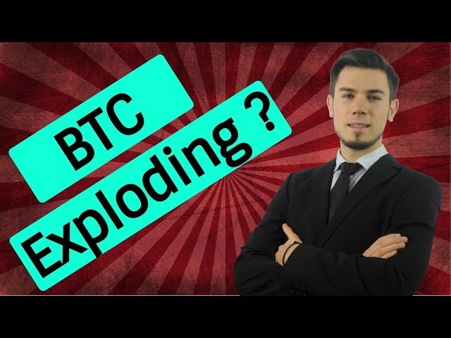 Exploding or Bull Trap ? Bitcoin $6,700 Technical Analysis 7/17/2018