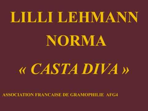 Lilli Lehmann   Norma   Casta Diva   AFG 4