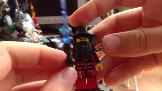 Lego Custom Knights Fantasy Collection(1) обзор на русском