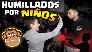 NIÑOS En Batallas Que HUMILLARON a su RIVAL ! | Batallas de Rap