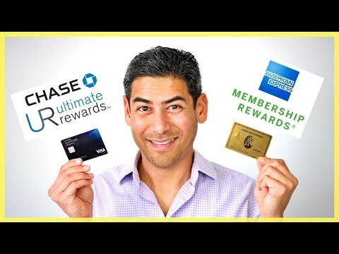 Chase Ultimate Rewards Vs American Express Membership Rewards | Which Points Program Is Better?