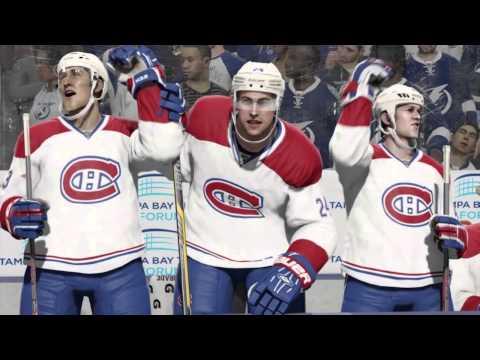 Ça sent la coupe! : Lightning vs Les Supers Canadiens De Montréal! Oneil Devost Represent!
