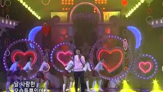 Andy-Lovesong (앤디-러브송)@SBS Inkigayo 인기가요 20080203