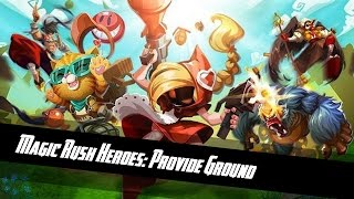Magic Rush Heroes: Provide Ground - Arrow Cloud lvl 89