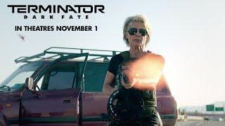 Terminator: Dark Fate (2019) – 'Sarah's Entrance' Clip - Paramount Pictures
