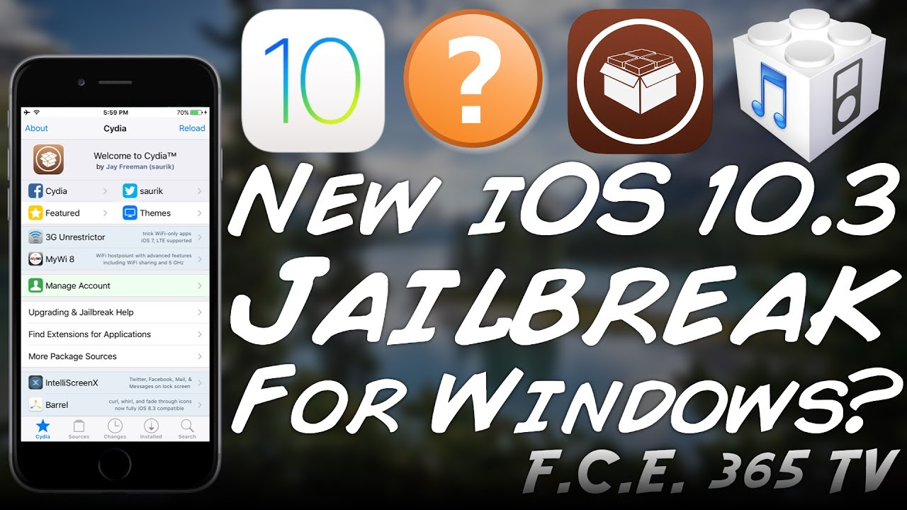 iOS 10.3 New Jailbreak by Jailbreak-Official | Is it legit? In-Depth Analysis