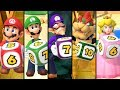 Super Mario Party: All Character Dice Blocks