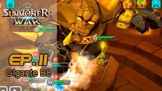 summoners war gigante b8 pt br