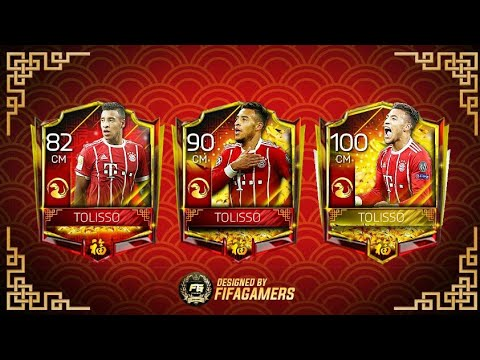 FIFA MOBILE 18 CHINESE NEW YEAR PROMO 😲😱