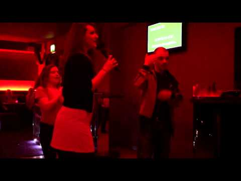 """Wannabe"" by the Spice Girls-Karaoke"