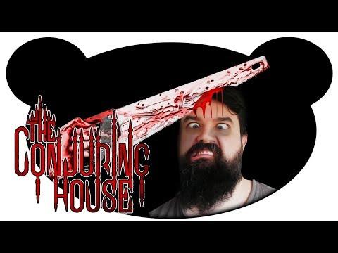The Conjuring House #08 - Yay, ne Säge! (Gameplay Deutsch Facecam Horror)