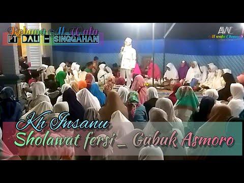 Sholawat Fersi Gubuk Asmoro Rebana Al Wafa