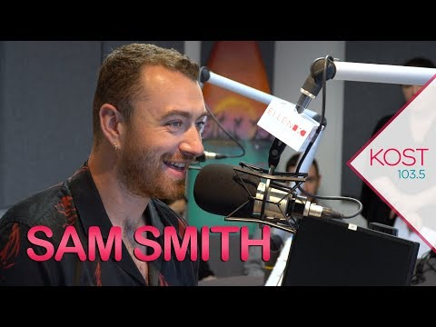 Ellen K - Sam Smith Visits Ellen K & Plays Another Round of Smith Or Myth