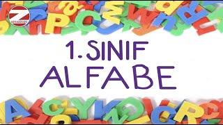 Alfabe Öğreniyorum - Harfleri Öğreniyorum - Okuma Yazma Öğretimi
