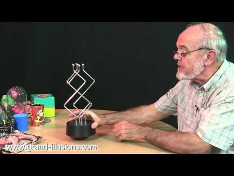 Form L - An Optical Illusion Desktop Toy