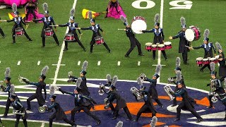DYEvergent - Seven Lakes Band at the 2018 Texas UIL State Marching Contest (in 4K)