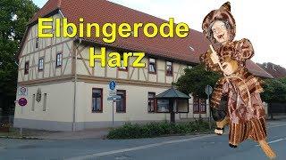 Elbingerode-Oberharz  am Brocken in Sachsen - Anhalt * Harz