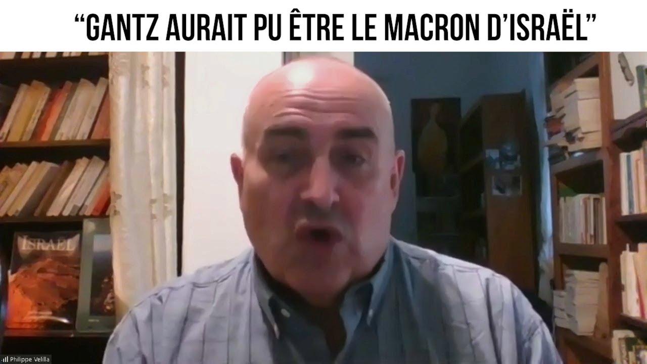 """""""Gantz aurait pu être le Macron d'Israël"""" - L'invité du 13 janvier 2021"""