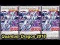 【YGOPRO】QUANTUM DRAGON DECK 2018
