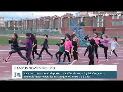 Campus IMD Semana no lectiva de noviembre