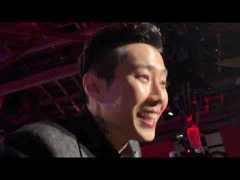 190518 Jay Park The Asia Pacific Americans Smithsonian Award Show Party