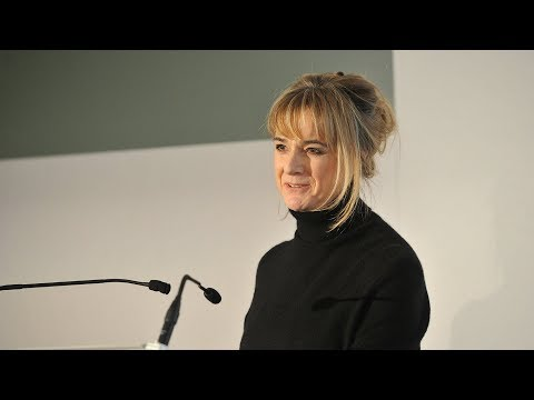 Amanda Levete's speech at the Women in Architecture Awards