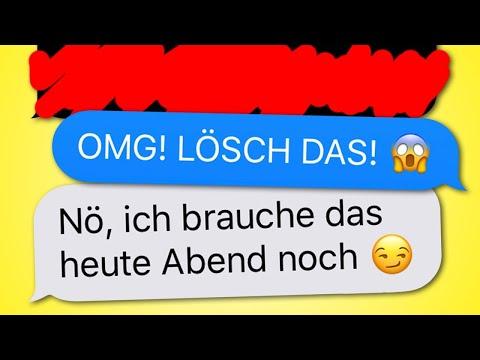 Die BESTEN WhatsApp CHATS 2020 zwischen Mädchen und Jungs!