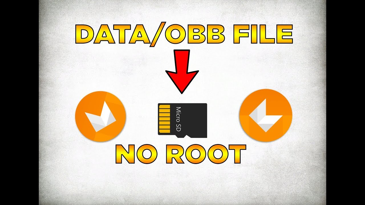 MOVE GAMES DATA/OBB FILE TO YOUR SD CARD [NO ROOT] [ANDROID 6.0]  #Smartphone #Android