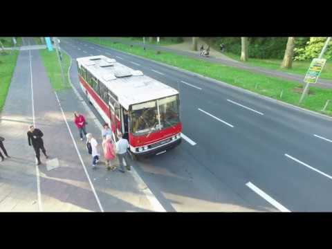 Über Dresden ins Kirnitzschtal mit dem IKARUS 250.59