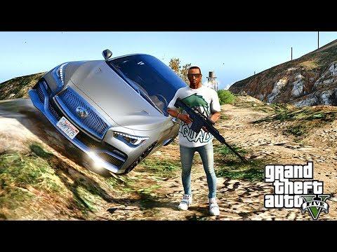 GTA 5 REAL LIFE CJ MOD #88 - JIMMY'S BIKE!!!(GTA 5 REAL LIFE MODS/ THUG LIFE)