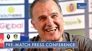 Bitesize Bielsa: Salford City v Leeds United pre-match press conference