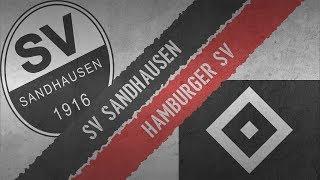FIFA : 2. Bundesliga 2018/19 : SV Sandhausen - Hamburger SV : 1. Halbzeit