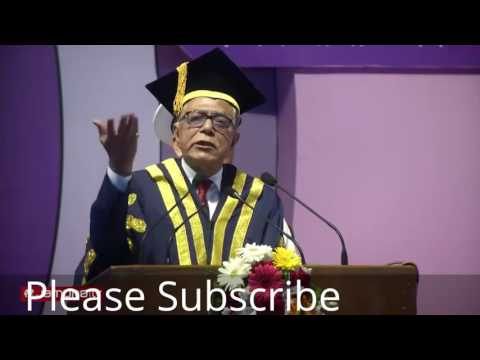 Abdul hamid funny speech|| Honorable president of BD a fun loving man.Speech in the convocation.😀💕