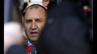 Румен Радев: НАТО разделена на производителей и клиентов (Радио Болгария, Болгария).