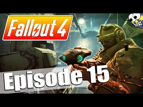 Fallout 4: We Taken on Gunners Plaza the USS Constitution Sails!  (Episode 15)