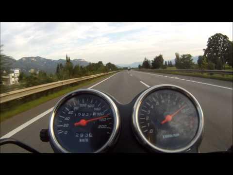 Suzuki GS 500 Topspeed